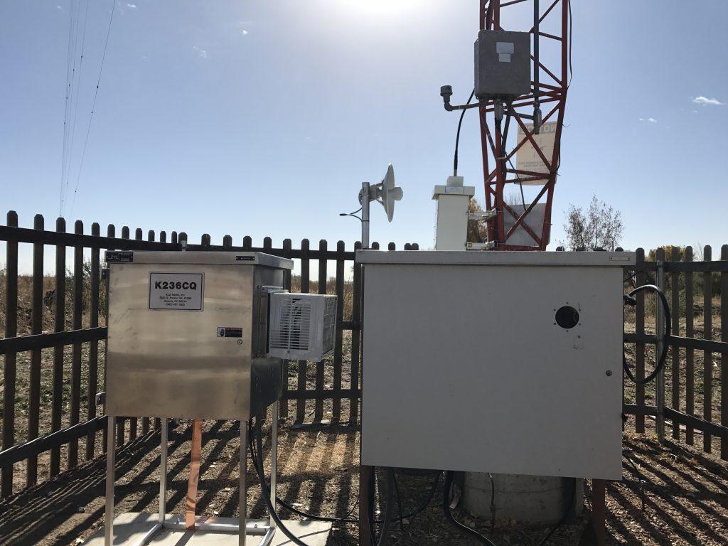 Weatherproof Rack Installation